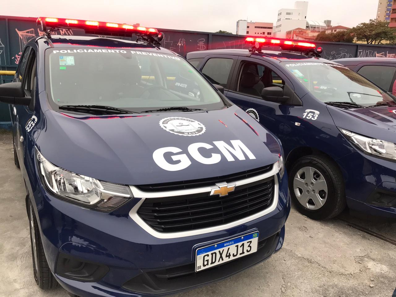 GCM de Ribeirão Pires da total suporte ao município durante a pandemia